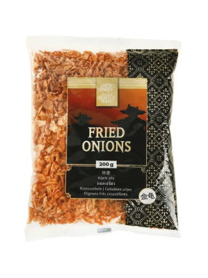 Fried Onions 200g - GOLDEN TURTLE