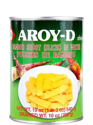 Thai Bamboo Slices - AROY-D