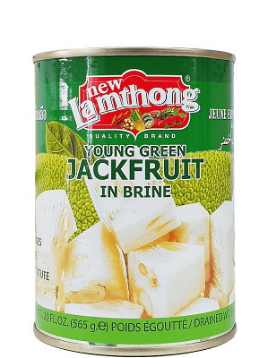 Young Green Jackfruit in Brine - LAMTHONG