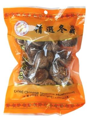 Dried Shitake Mushroom 100g - GOLDEN LILY