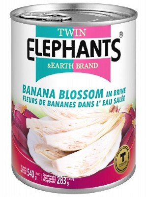 Banana Blossom in Brine – TWIN ELEPHANTS