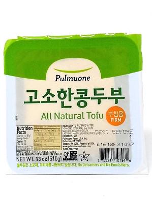 Firm Tofu – PULMUONE