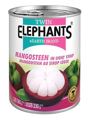 Mangosteen in Syrup – TWIN ELEPHANTS