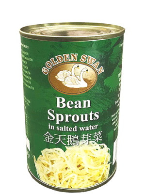 Beansprouts in Salted Water – GOLDEN SWAN