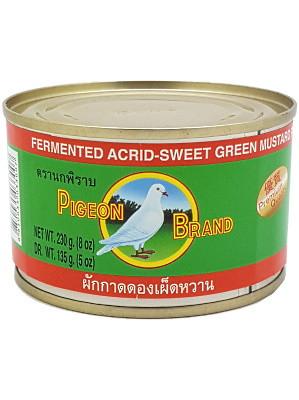 Fermented Acrid Sweet Mustard Green 230g - PIGEON