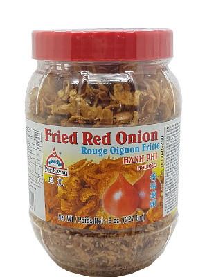 Fried Red Onion 227g – POR KWAN