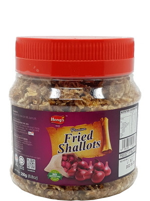 Premium Fried Shallots 250g – HENG'S
