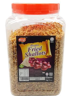 Premium Fried Shallots 1kg JAR – HENG'S