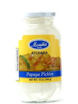 Pickled Papaya (Atchara) - MONIKA