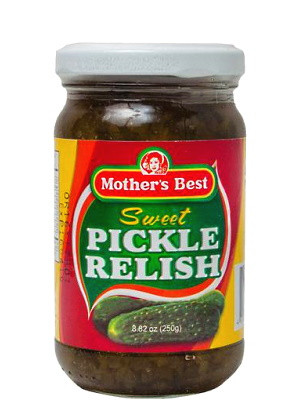 Sweet Pickle Relish - MOTHER'S BEST