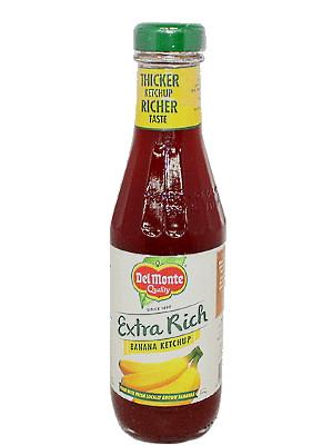 Extra-Rich Banana Ketchup - DEL MONTE