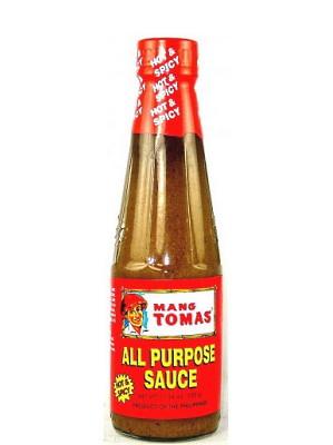 All Purpose Sauce - Hot & Spicy - MANG TOMAS