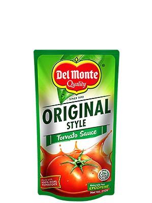 ORIGINAL Style Tomato Sauce - DEL MONTE