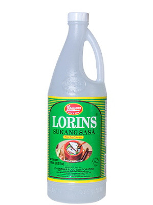 Philippine Vinegar 1000ml - LORINS