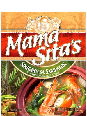 Sinigang Sa Sampalok (Tamarind Seasoning Mix) - MAMA SITA'S