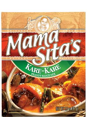 Kare-Kare (Peanut Sauce Mix) - MAMA SITA'S