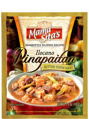 Ilocano Pinapaitan (Bitter Stew) Mix - MAMA SITA'S