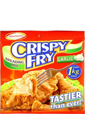 Crispy Fry Breading Mix - Garlic Flavour 62g - AJINOMOTO