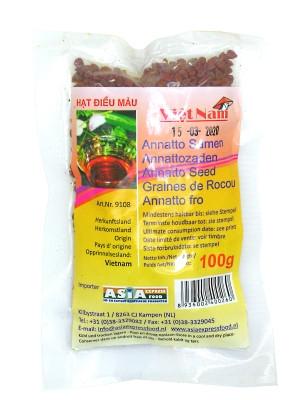 Annatto Seeds - VIET NAM