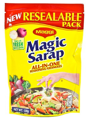 MAGIC SARAP All-in-One Seasoning 120g - MAGGI