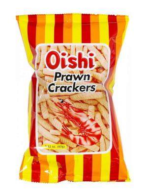 Prawn Crackers - Original - OISHI