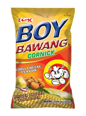 Boy Bawang - Chilli Cheese - KSK