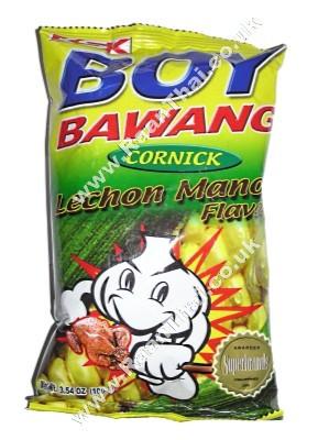 Boy Bawang - Lechon Manok - KSK