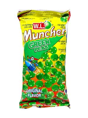 Muncher Green Peas - WL