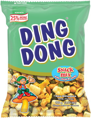 Ding Dong Snack Mix - JBL