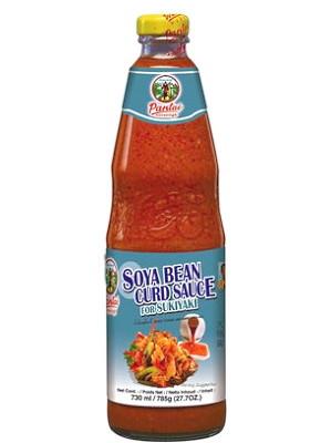 Bean Curd Sauce for Sukiyaki 730ml - PANTAI