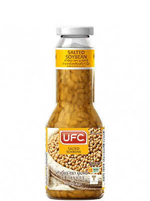 Salted Soy Beans 340g - UFC