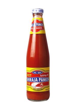 Sriracha Panich Chilli Sauce - Hot 570g -  GOLDEN MOUNTAIN