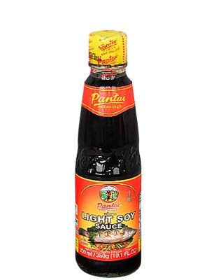 Light Soy Sauce 200ml - PANTAI