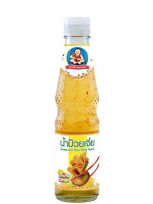 Sweet & Sour Plum Sauce 300ml - HEALTHY BOY