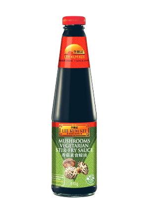 Vegetarian Stir-fry Sauce 510g - LEE KUM KEE