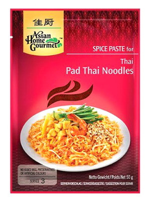 Spice Mix Paste for Pad Thai Noodles - ASIAN HOME GOURMET