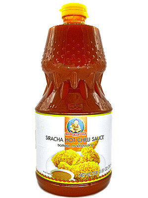 Siracha Chilli Sauce 2ltr - HEALTHY BOY ***CLEARANCE (best before: 11/10/20)***