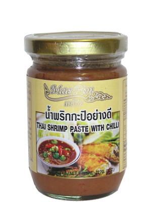 Thai Shrimp Paste with Chilli (Nam Prik Kapi) 227g - MAE PIM