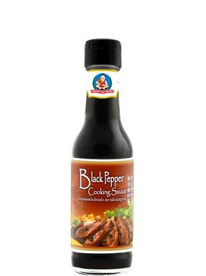 Hot & Spicy Black Pepper Stir-fry Sauce - HEALTHY BOY