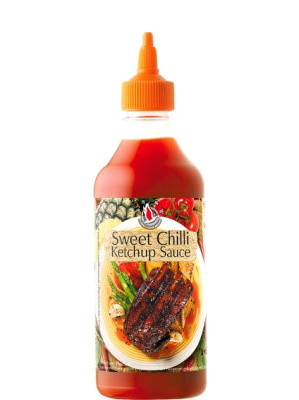Sweet Chilli Ketchup - FLYING GOOSE