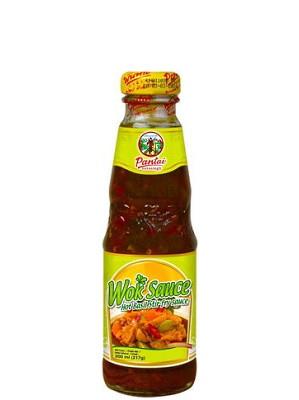 Wok Sauce Thai Hot Basil Stir-Fry Sauce 200ml - PANTAI