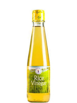 Rice Vinegar 300ml - THAI DANCER
