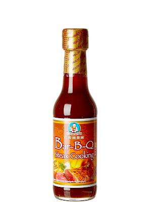 Bar-B-Q Steak Marinade and Cooking Sauce - HEALTHY BOY