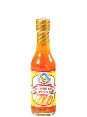 Sweet Chilli Sauce for Spring Rolls - HEALTHY BOY