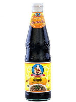 Black Soy Sauce (formula 2) - HEALTHY BOY