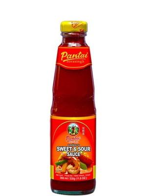 Sweet & Sour Sauce 300ml - PANTAI