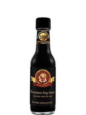 PREMIUM Soy Sauce - HEALTHY BOY
