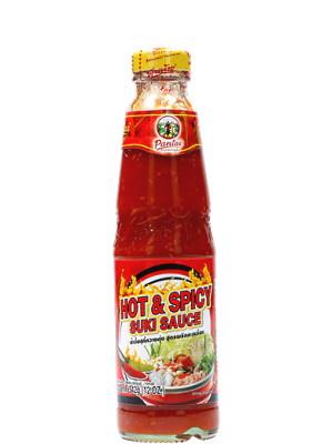 Hot & Spicy Suki Sauce - PANTAI