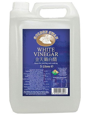 White Vinegar 5ltr - GOLDEN SWAN