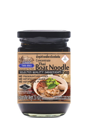 Thai Boat Noodle Soup Concentrate 250g - THAI AREE